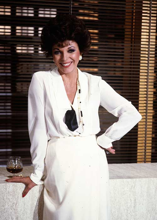 Joan Collins Style