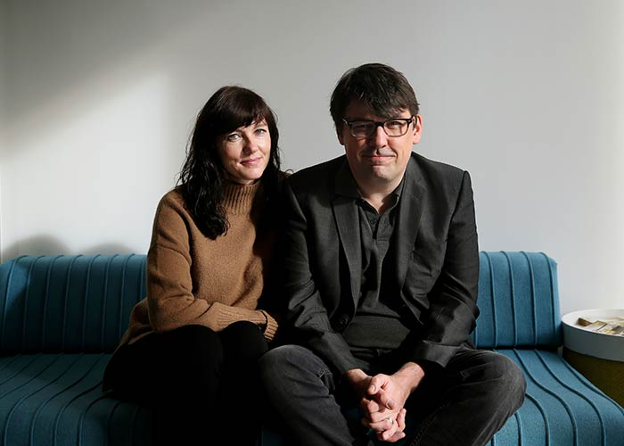Graham Linehan And Wife Campaign For Irish Abortion Law