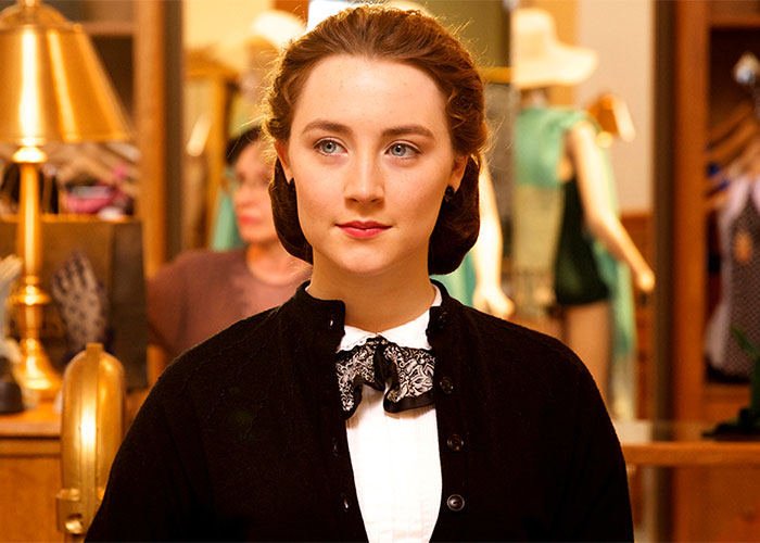 Oscar tipped: Saoirse stuns in Brooklyn