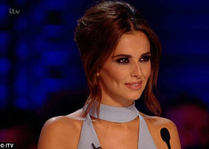 Cheryl Cole X Factor Fashion
