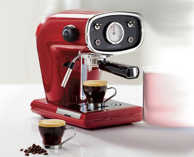 Coffee Maker From Lidl : Tom Doorley Tries Aldi s Espresso Machines - The Cut-Price Gadget