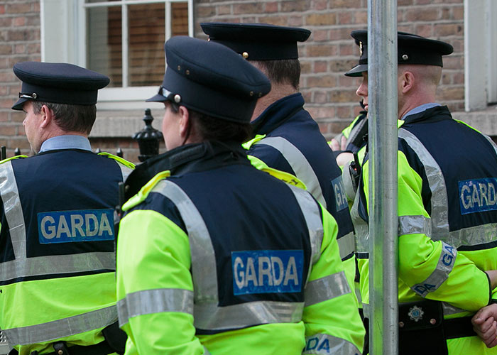 gardai-1 accident