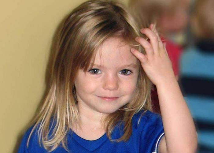 Maddie disappeared from Praia da Luz in 2007, the island is 'awash' with paedophiles. Pic: File