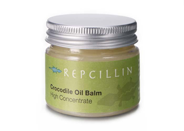 Repcillin Crocodile Oil Balm, £60 (€84)