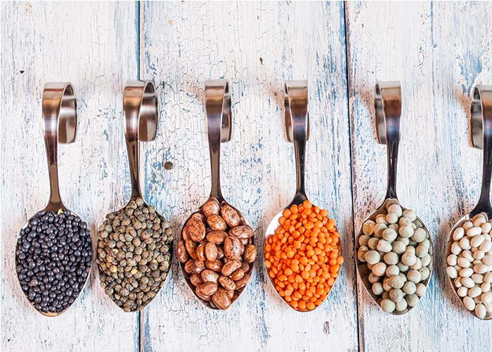 7-Super-Foods to Fight Fatigue, Mixed Beans and Pulses