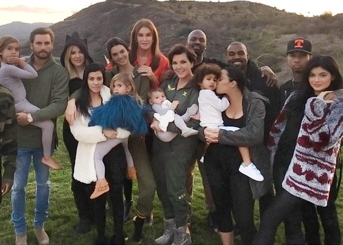 De Kardashians zijn natuurlijk een enorme aanwinst voor het Witte Huis