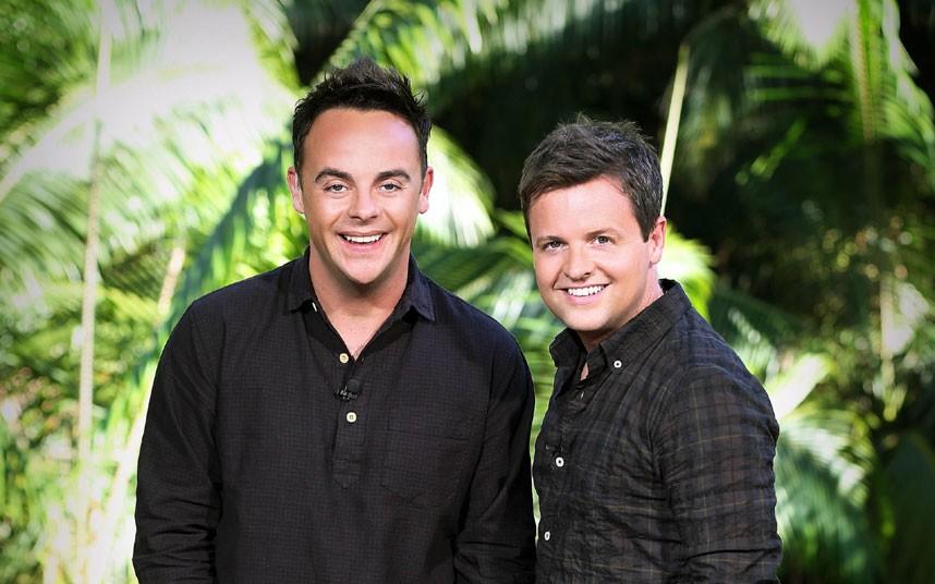 No wonder they're al smiles. Pic: ITV
