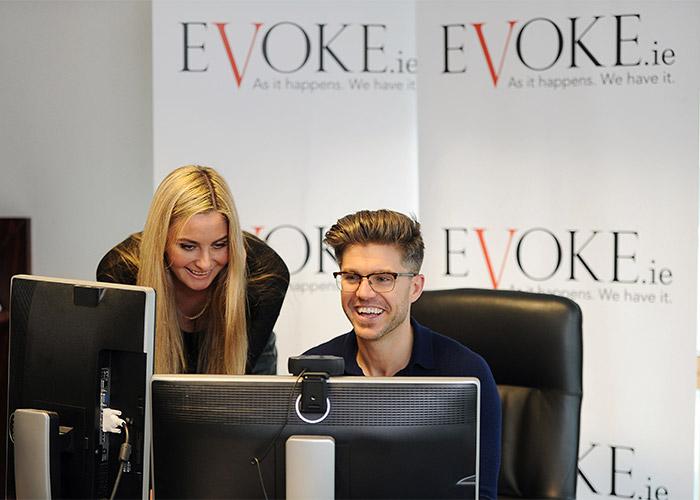 Darren guest edited EVOKE.ie recently