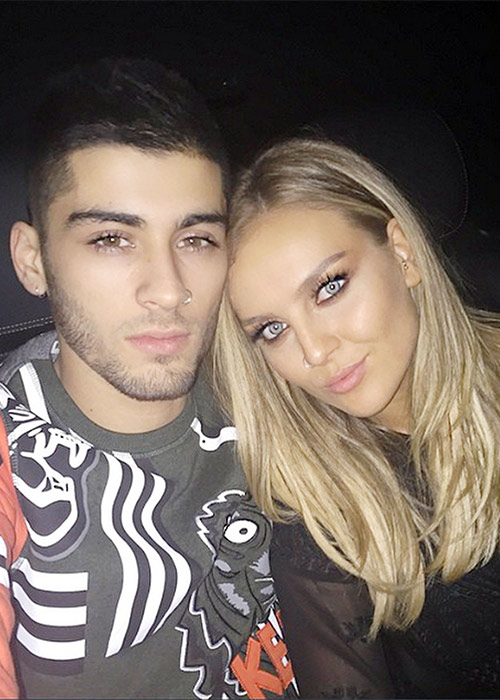 Perrie and Zayn in happier times