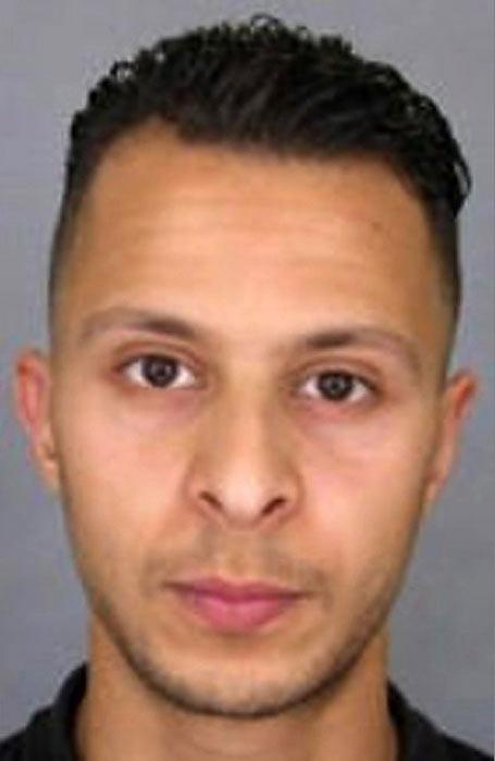 Salah Abdeslam has been arrested in Brussels
