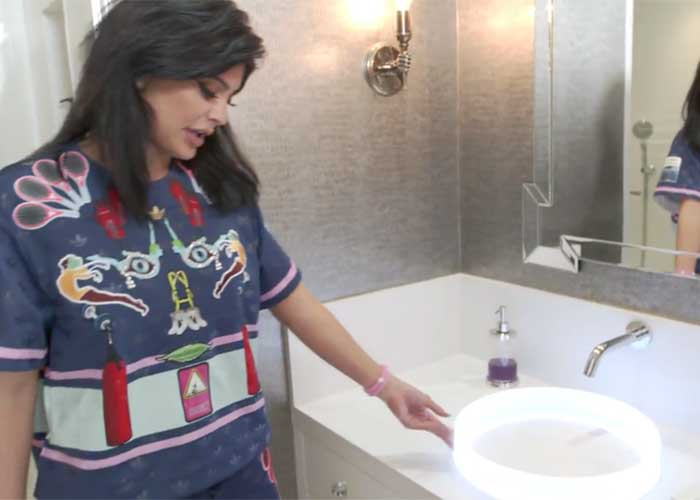 Kylie Jenner gives a tour of her Glam Room and it\'s as OTT as you ...