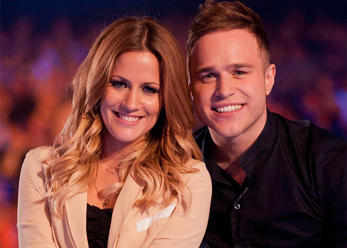 Caroline and Olly