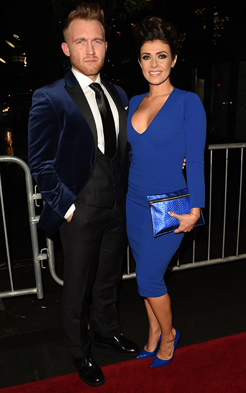 Kym said she's never been happier. Pic: ITV