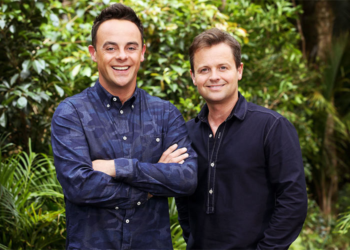 Will Ant and Dec be welcoming Carol to the jungle? Pic: File