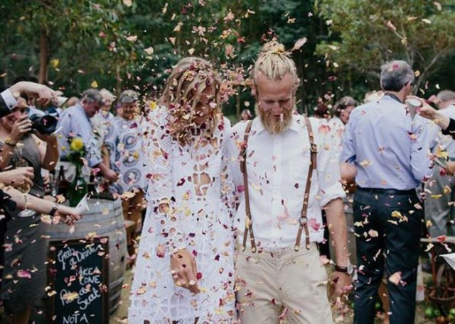 Hipster Wedding Photography: [PICS] Is This The Most Hipster Wedding Of All Time?
