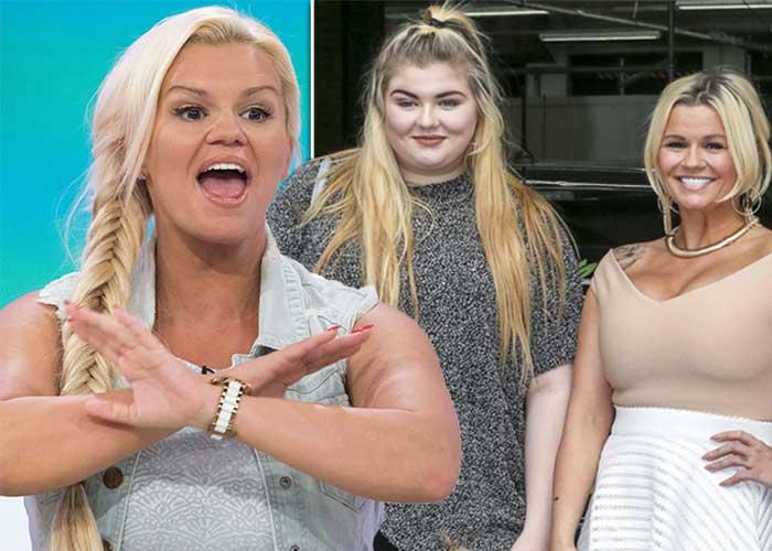 Kerry Katona Hits Back At Trolls Mocking Daughter's Weight