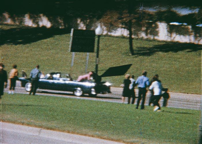 The question of whether the jfk assassination was inevitable