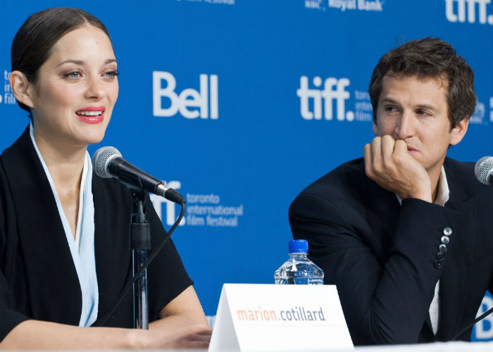 Marion Cotillard reveals she IS pregnant... along with the ...