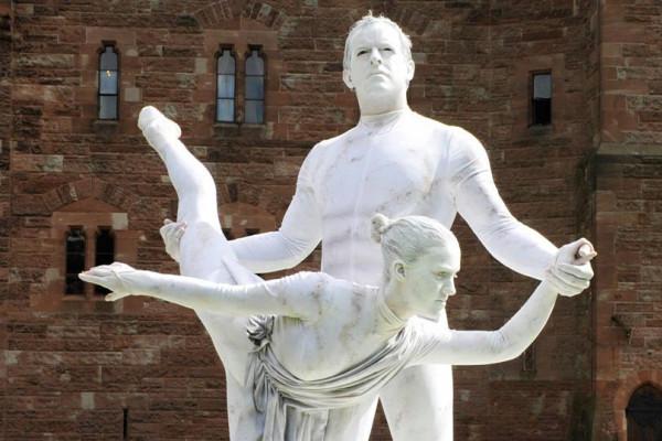 Acro Statues