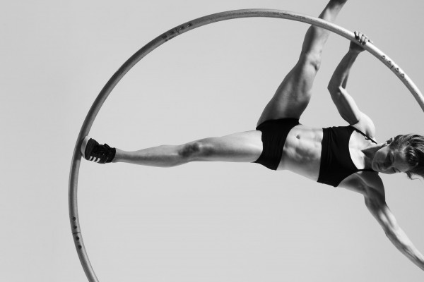 Contemporary Breakdance CYR Wheel
