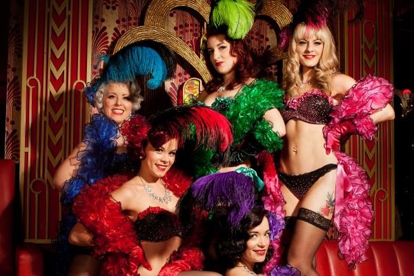 The Burlesque Beauties