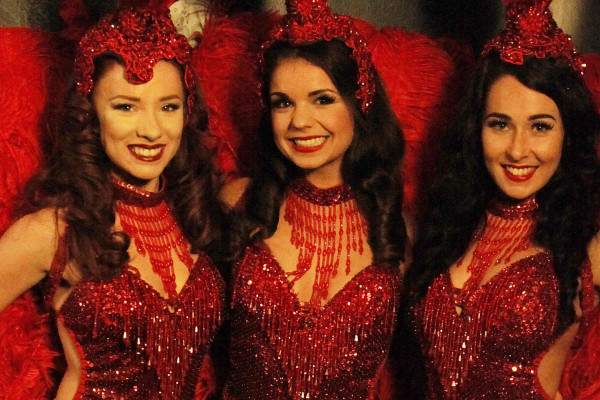 The Ruby Showgirls
