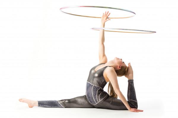 Futuristic Hula Hoop