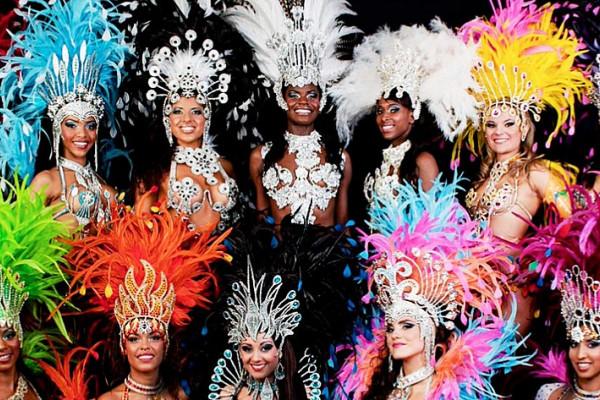 Rio Carnival Dance & Drum Show