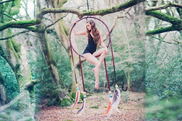 Dreamcatcher Aerial Hoop