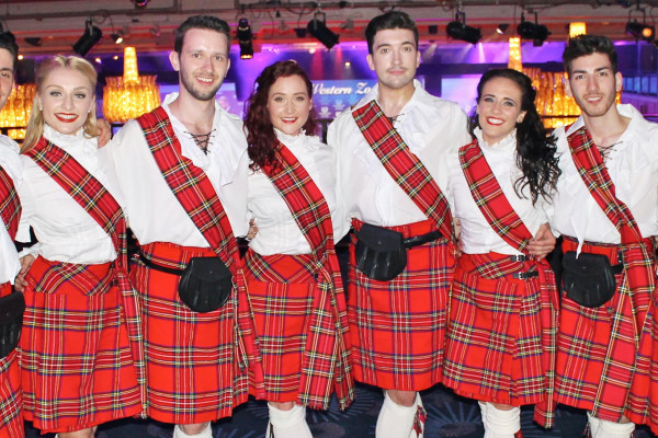 Scottish Dancers