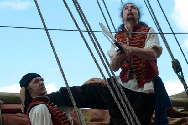 The Pirate Acrobat Jugglers