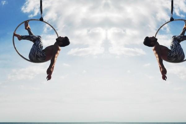 Sky Aerial Hoop