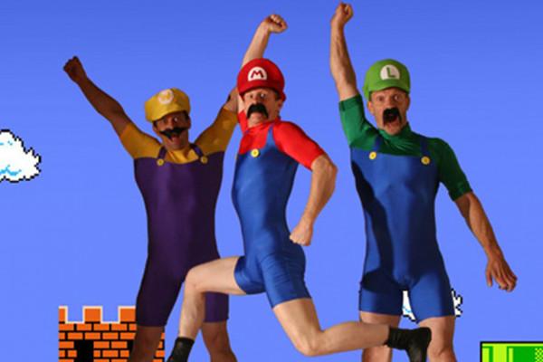 Super Mario Acrobats