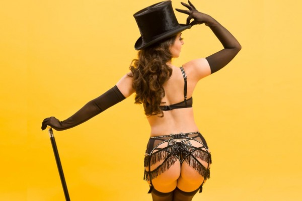 Top Hat & Tails Burlesque