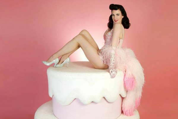 Birthday Cake Burlesque