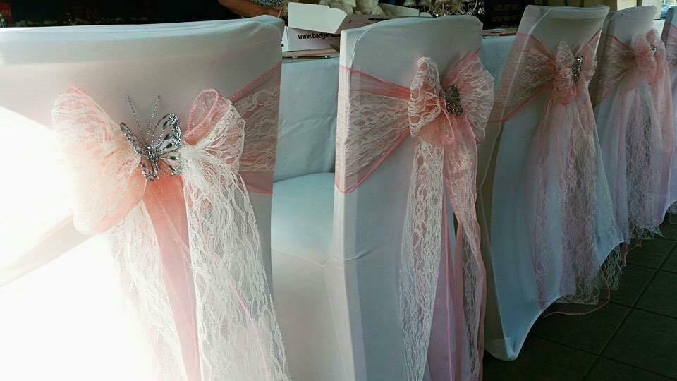 Chair cover and sach - pink lace.jpg