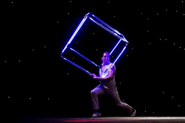 Pixel LED Cube