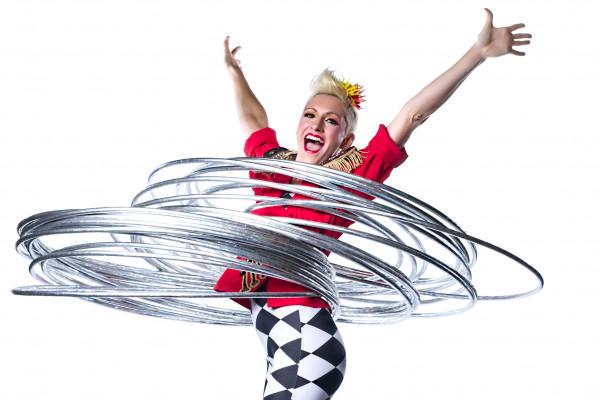 Circus Hula hoop