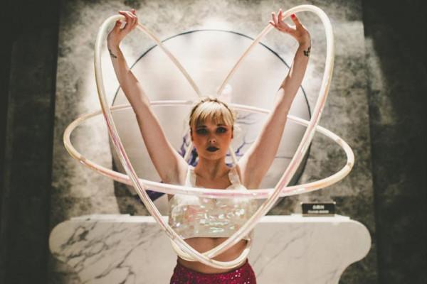 Sparkle Hula Hoop Show