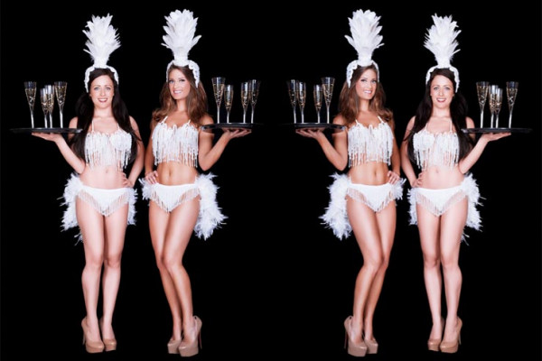 Showgirl Hostesses