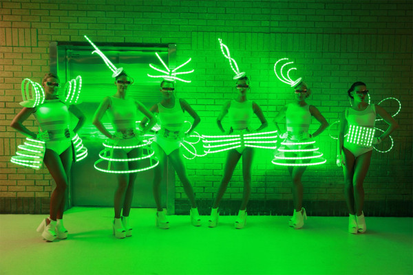 LED Hostesses
