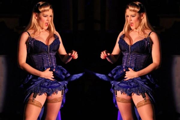 Blue Belle Burlesque