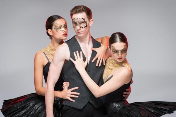 Masquerade Ballerinas