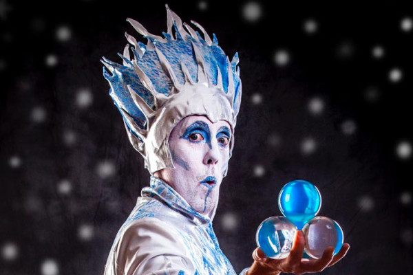 Blue Ice Contact Juggler