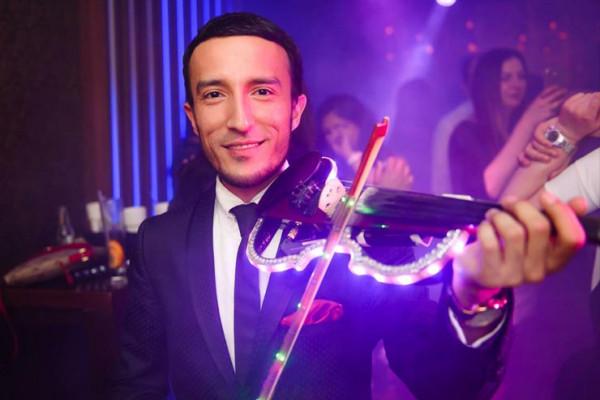 LED Violin