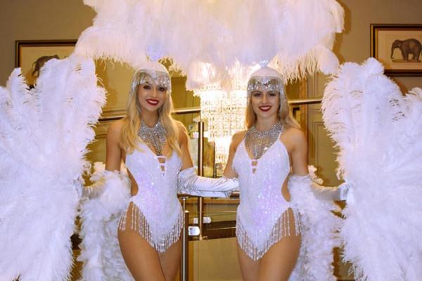 First Class Showgirls
