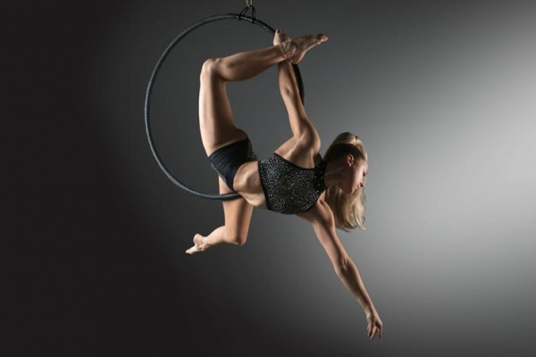Flexible Aerial Hoop