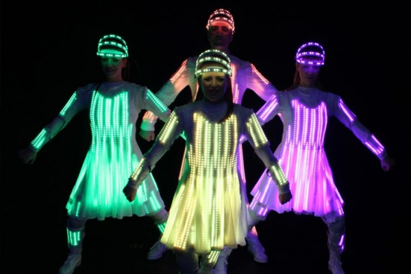 Bespoke LED Dance Show