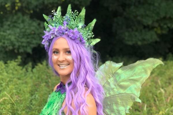 Garden Fairy Ballerinas
