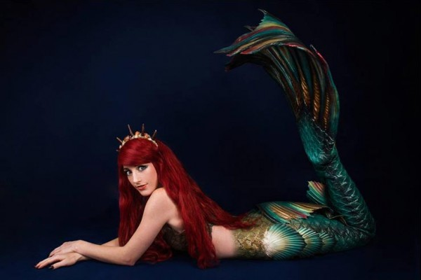 Real Life Mermaid